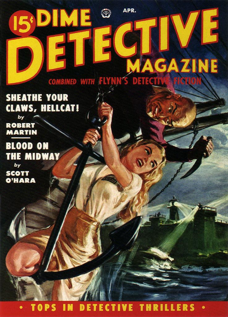 Ted Bundy Pornography Detective Magazine