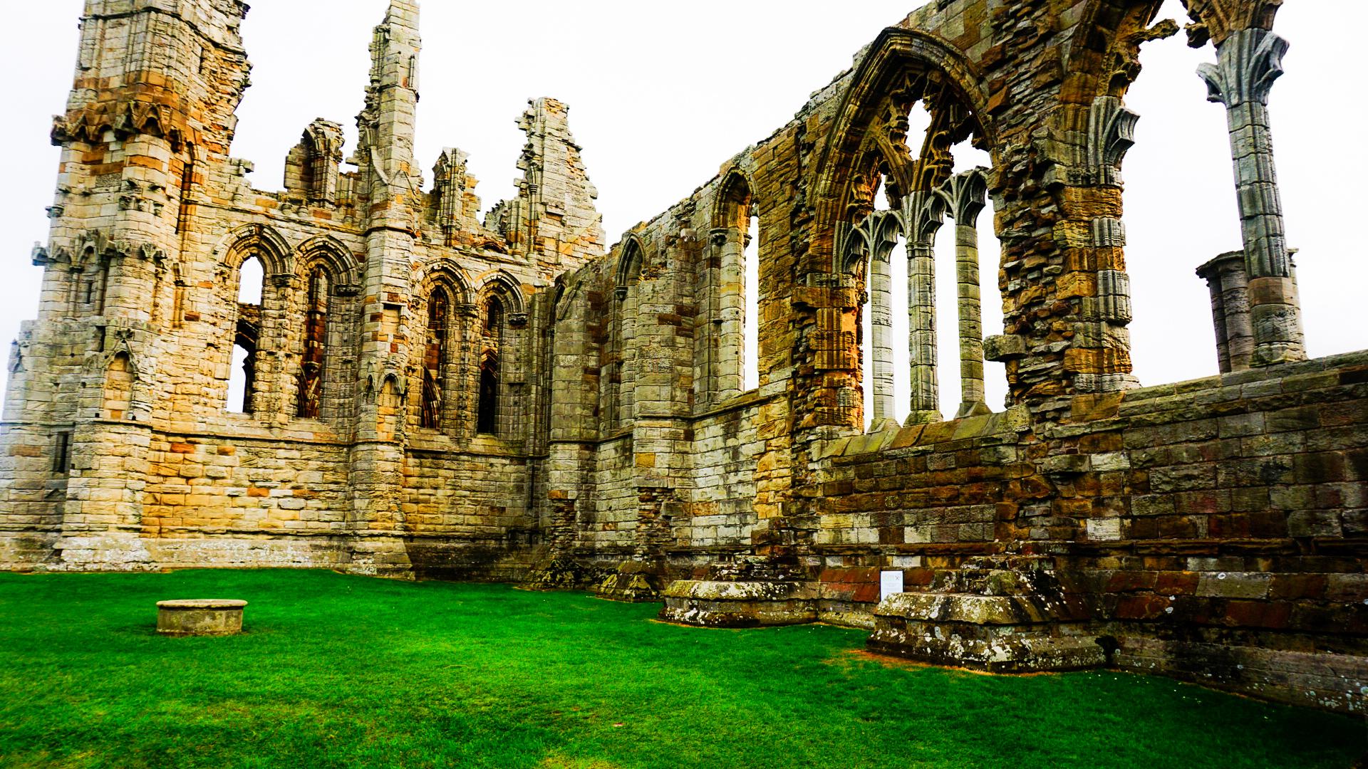 Whitby Abbey Bram Stoker Dracula