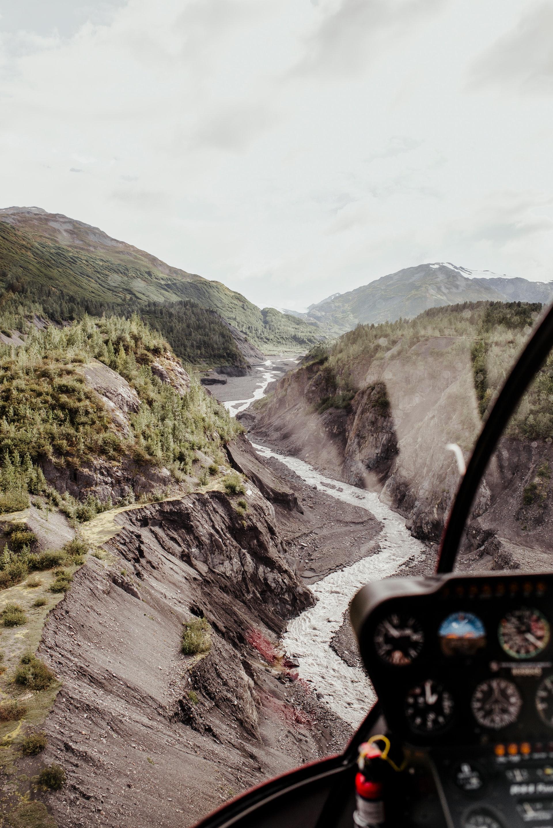 Beauty Alaska State
