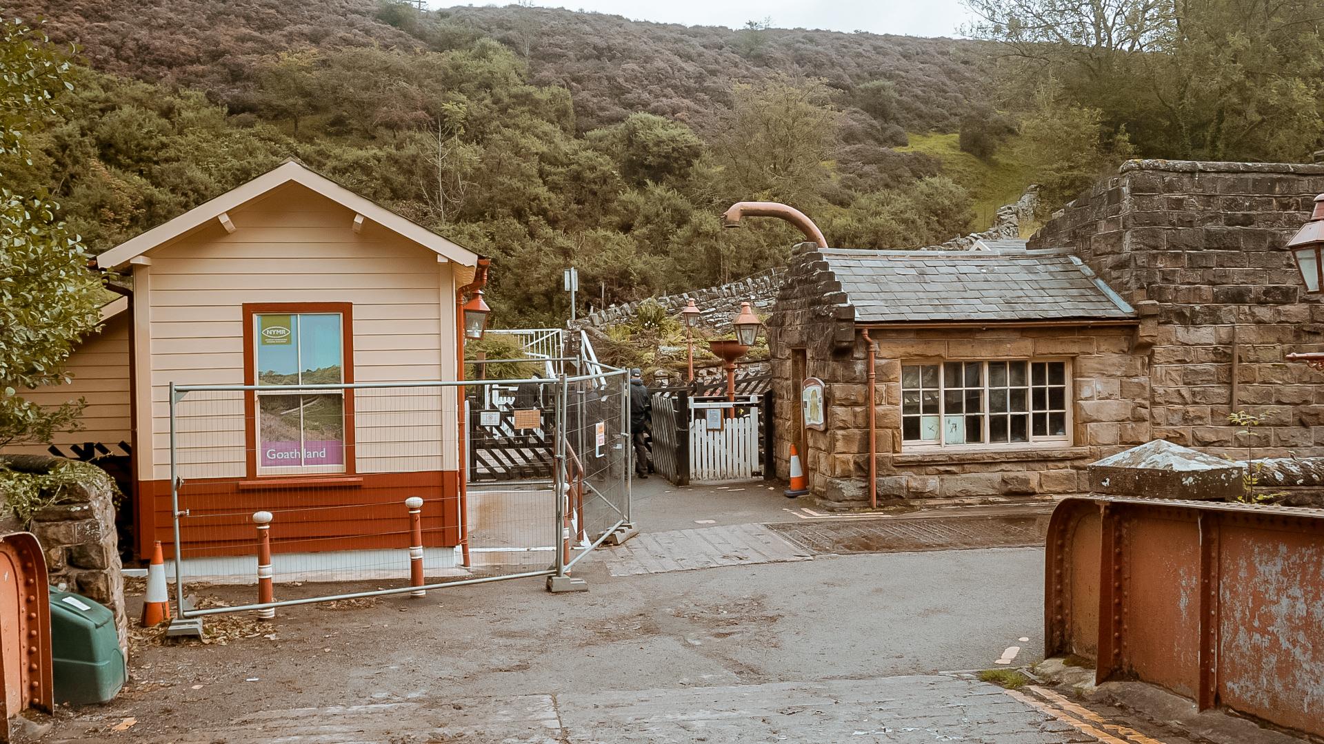 Harry Potter Goathland Train Station