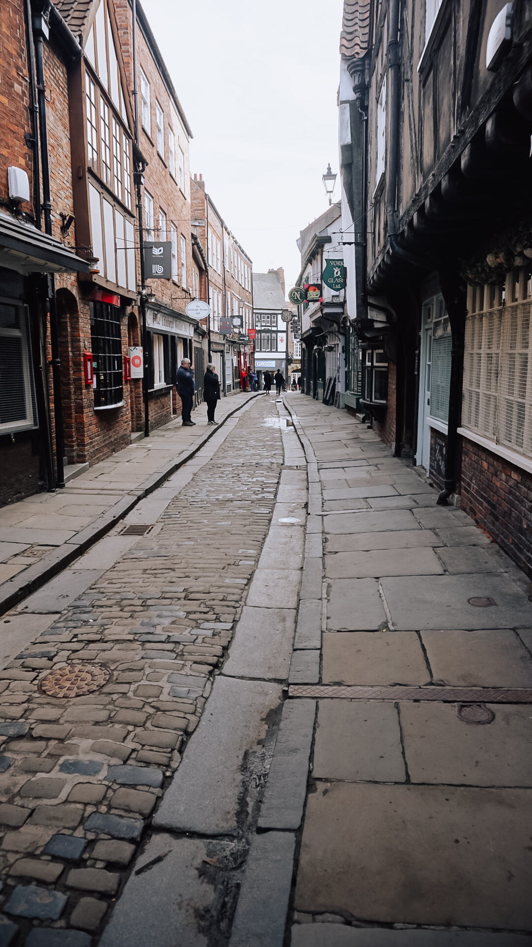 Exploring City of York The Shambles