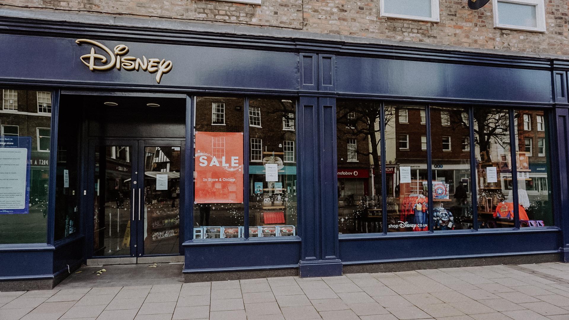 Disney Shop York