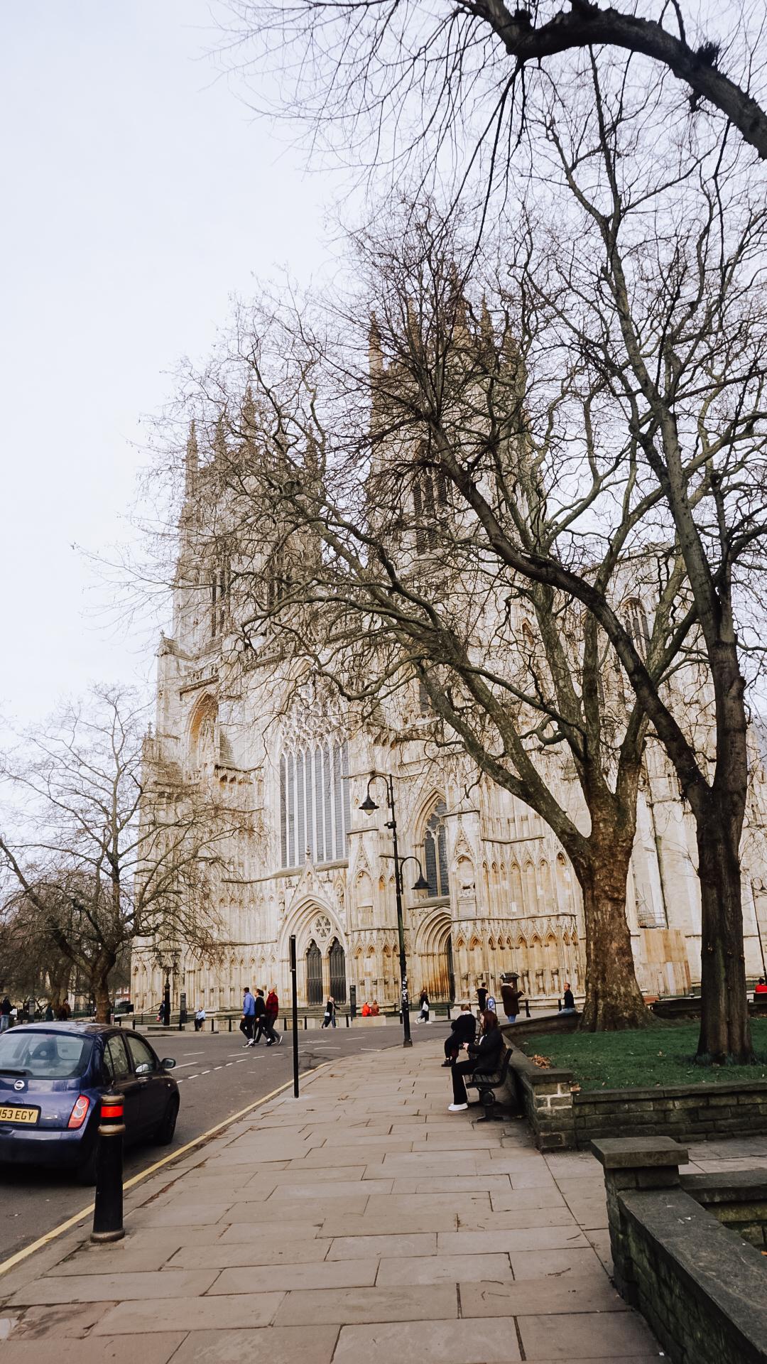 The Minster Of York