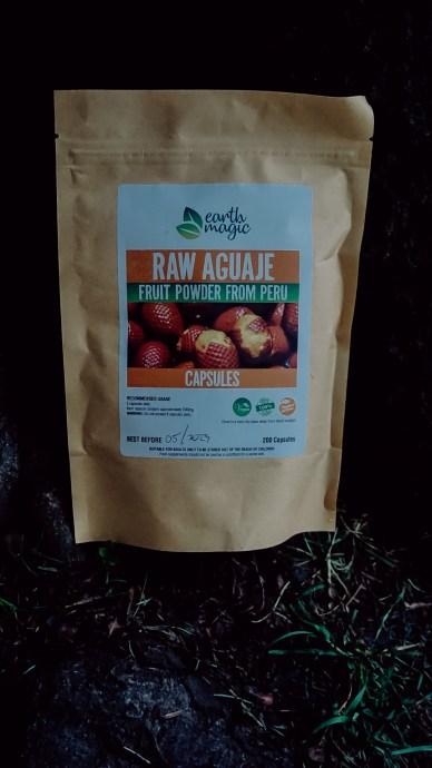 Raw Aguaje Pure Selva Holistic Medicine